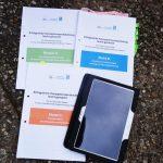 Module Konzeptionsentwicklung und Tablet
